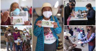 Adelantará Gobierno de México 721 mdp a 138 mil beneficiarios de programas para el Bienestar en Zacatecas: Verónica Díaz Robles