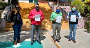 Firman minuta de acuerdo y son liberadas las oficinas centrales del Cobaez