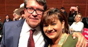Senadora suplente de Claudia Anaya deja la bancada del PRI y se une a Morena