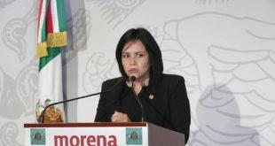 Mirna Maldonado desplaza a los migrantes de su legítima representación