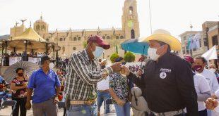 Anuncia David Monreal combate frontal a la corrupción y cero tolerancia a la impunidad en su gobierno