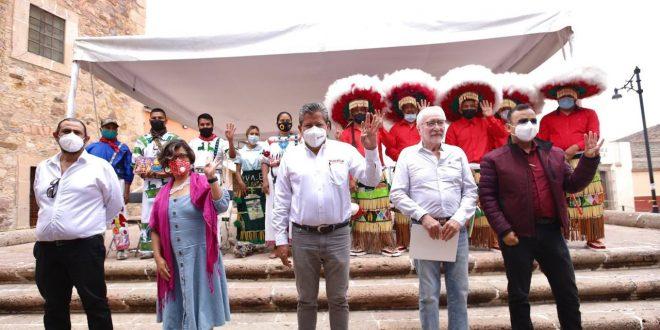 Decálogo para la transformación cultural y turística de Zacatecas