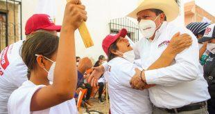 El sur ya decidió y va con David Monreal por la transformación de Zacatecas (Galería y Video)