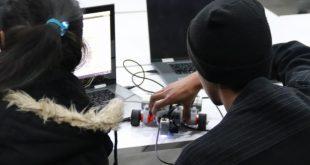 Cozcyt enseñará a la niñez a crear un robot seguidor de líneas