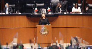 Geovanna Bañuelos propone reformas para garantizar el derecho a un medio ambiente sano