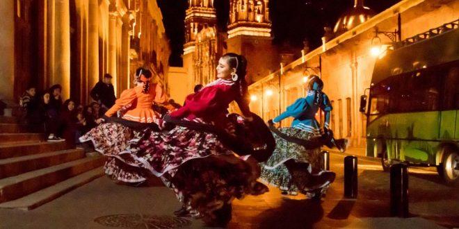Celebrará Zacatecas el Festival del Folclor Internacional 2021, del 25 de julio al 1 agosto