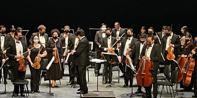 Reactiva Gobierno de Zacatecas, exitosamente, afluencia a temporadas de música clásica y de concierto