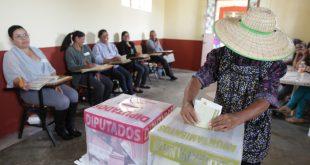68 Aniversario del logro del voto universal de las mexicanas
