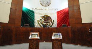 Continúa la suspensión de actividades en el Congreso del estado para este 22 de octubre
