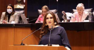 Vital que el Estado implemente programas integrales contra el cáncer de mama: Geovanna Bañuelos