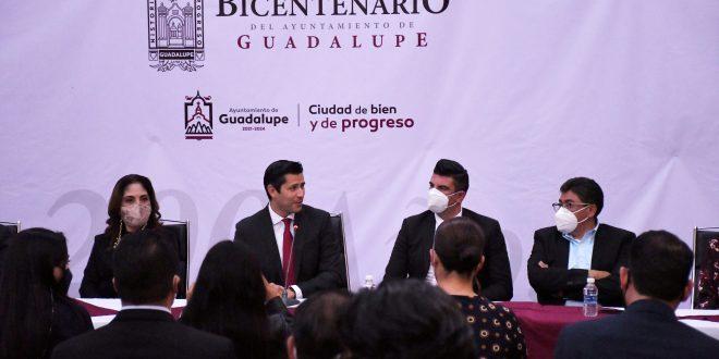 Inicia Año del Bicentenario del Primer Ayuntamiento de Guadalupe