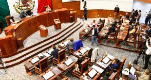 Las y los diputados aprueban cinco iniciativas y presentan ocho más, entre ellas una propuesta de nueva ley