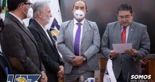 Asume Raúl Delgado Wise la Coordinación de la Comisión de Reforma Universitaria