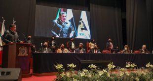 Con reforma de la UAZ juntos lograremos la transformación social de Zacatecas: Gobernador David Monreal