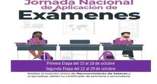 Invita Gobierno de David Monreal a zacatecanos en rezago educativo a concluir su primaria y secundaria